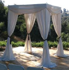 Tent Frame Wedding Canopy
